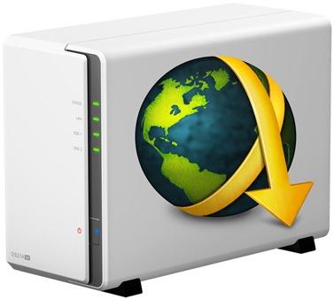 JDownloader auf einer Synology NAS installieren 2