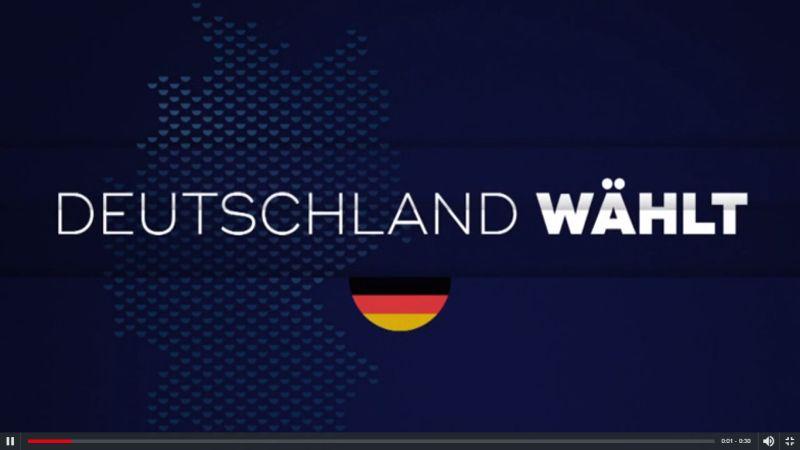 Promotion zur Bundestagswahl 2017 1