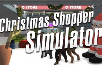 PC And Mac – GAME Launches Christmas Shopper Simulator