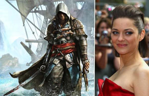 Assassin's Creed movie – Oscar-winning actress Marion Cotillard is cast!