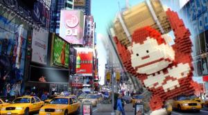 Pixels Movie full size 2