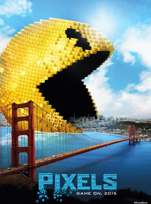 Pixels – The first official trailer has been released!
