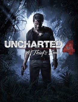DELAYED – Uncharted 4: A Thief's End