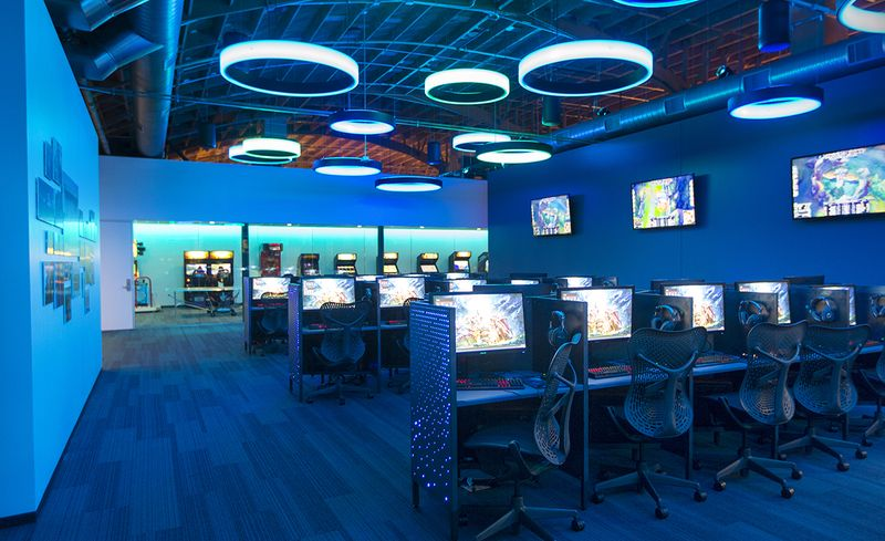 Riot Games New Offices 3
