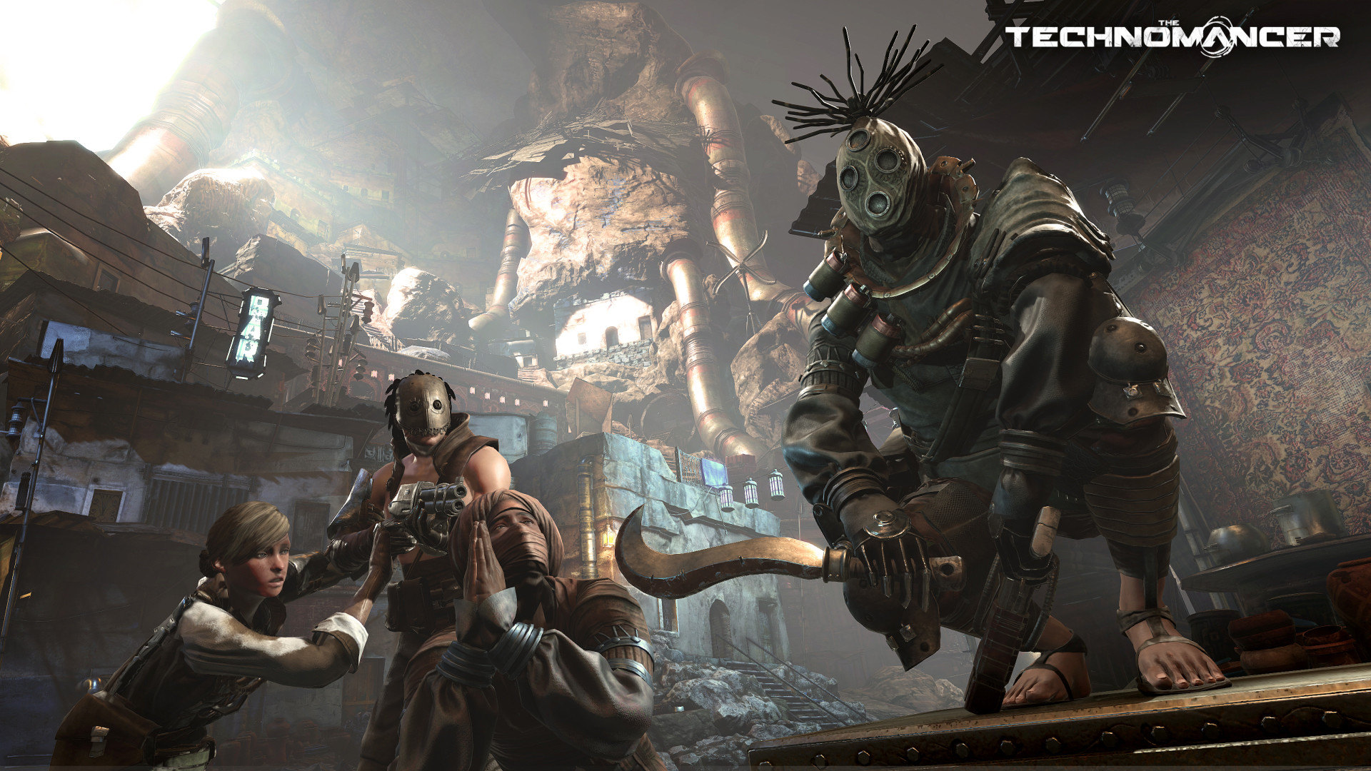 NEW – Bound by Flame Dev announces The Technomancer
