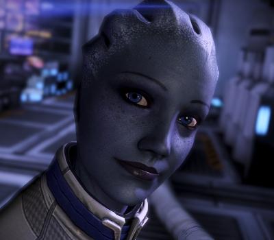 Liara T'Soni - Mass Effect
