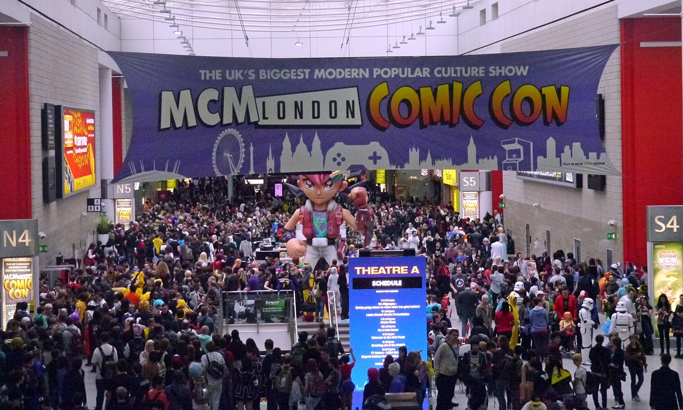 Go2Games.com Competition – WIN a PS4 or Xbox One with us at MCM Comic Con London!