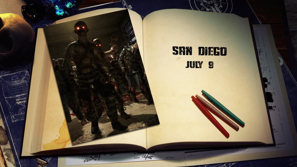 Coming Soon – Black Ops III Zombies Reveal