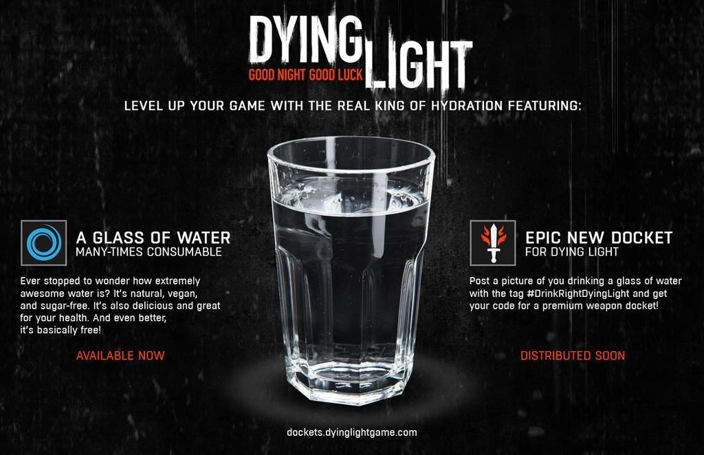 Dying Light Dev Gets One Up On Destiny Red Bull Promo