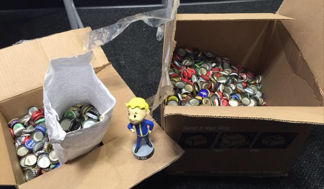 """Bottle Caps"" Fallout Fan To Receive Free Fallout 4"