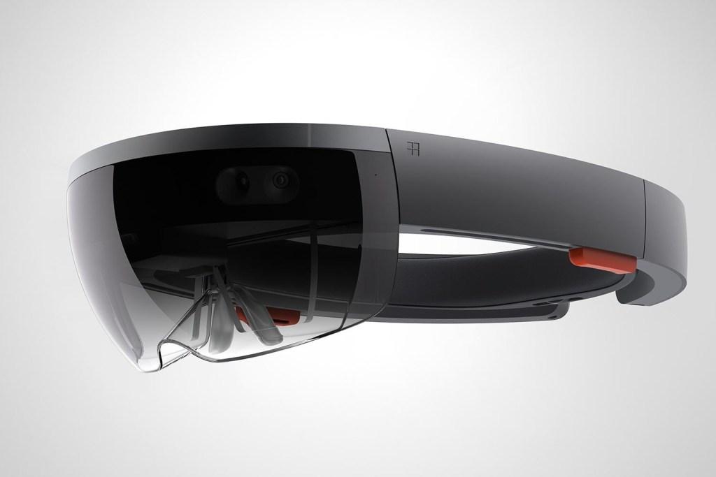 Microsoft HoloLens on International Space Station