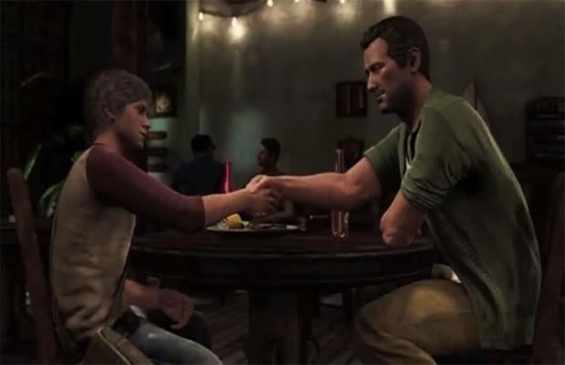 Nathan Drake & Victor Sullivan of Uncharted: Drake's Fortune