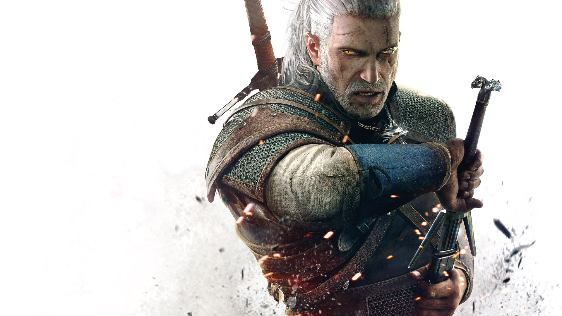 The Witcher Buys PS4