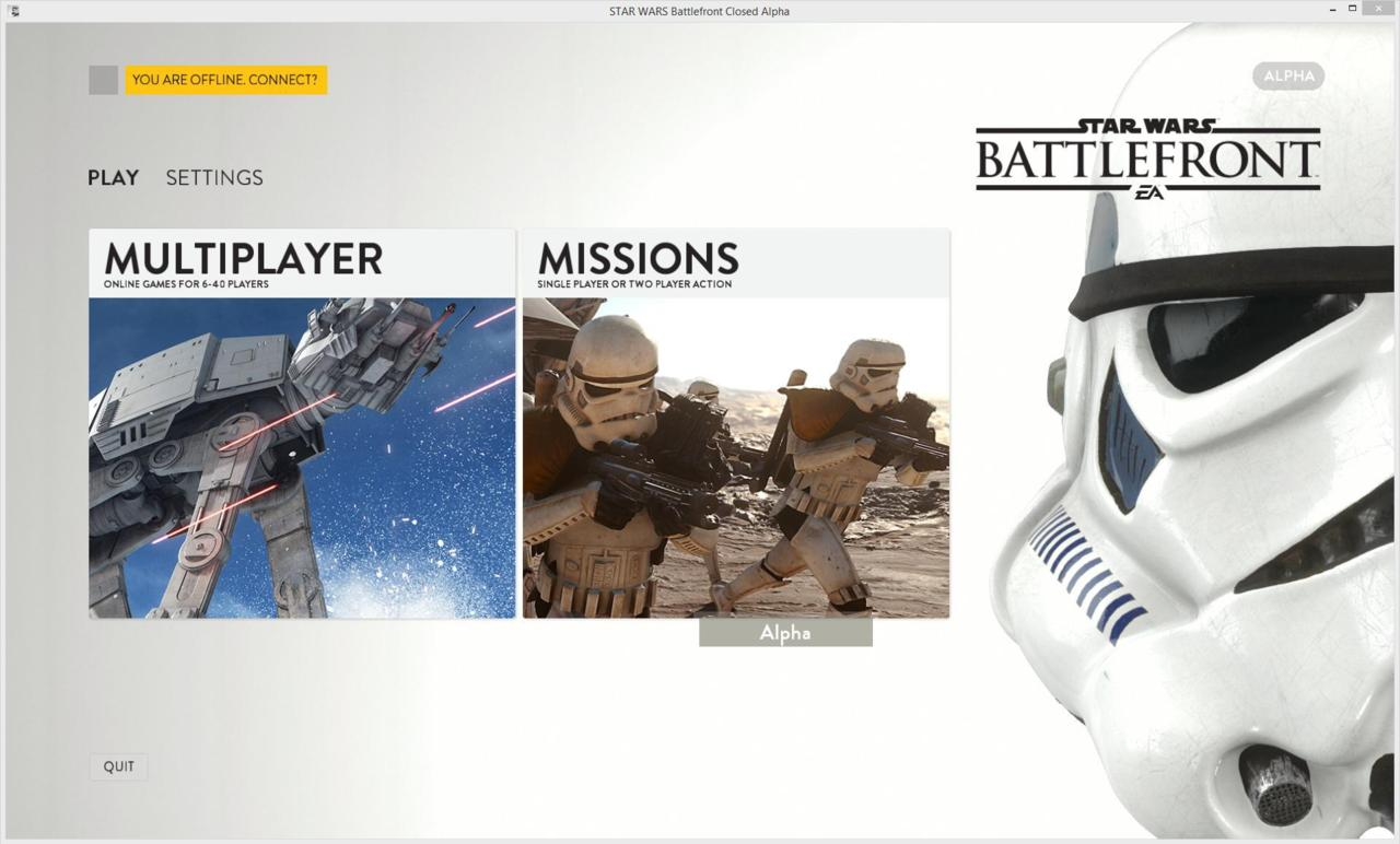 Star Wars: Battlefront Leak
