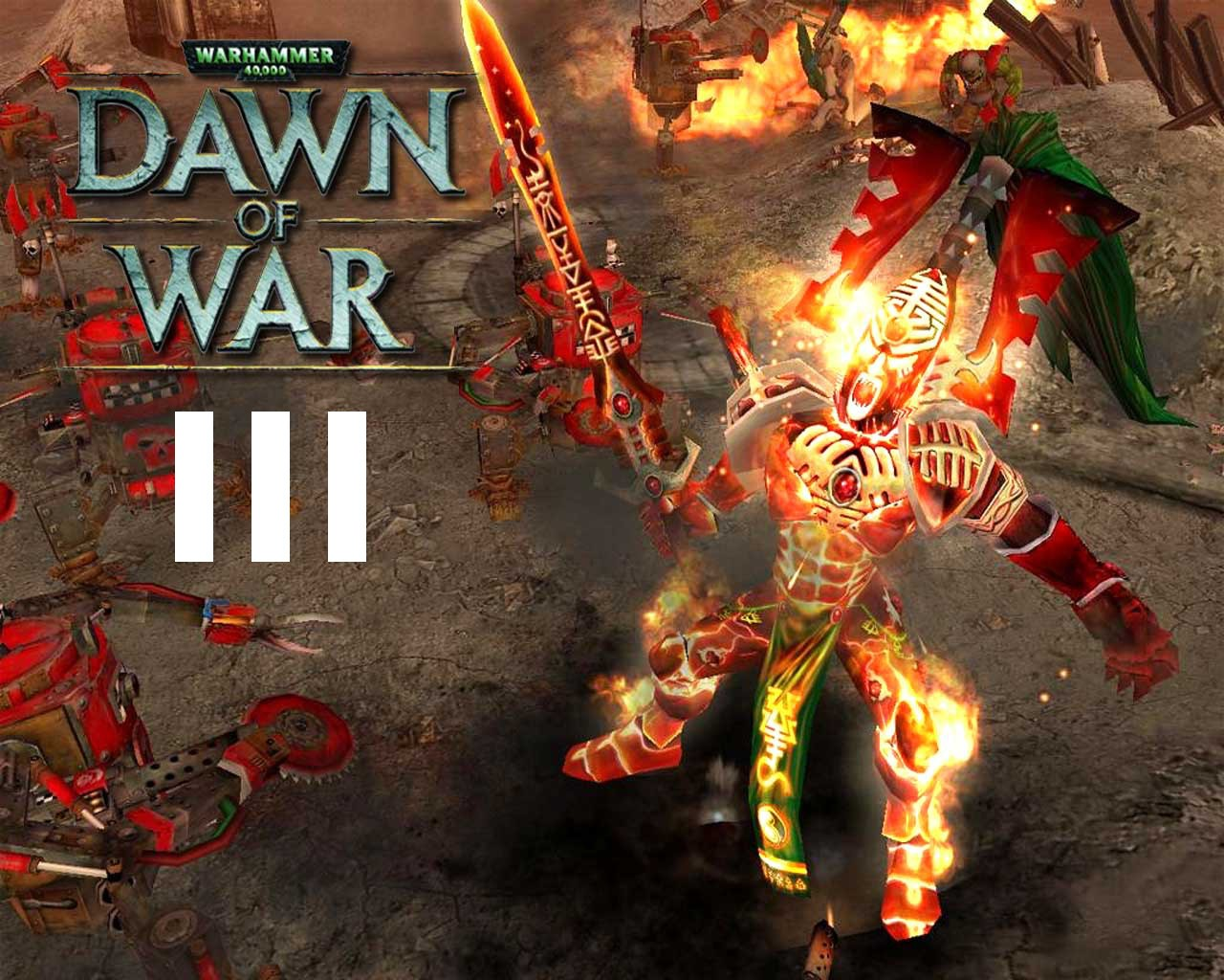 Warhammer 40,000: Dawn of War 3 – SEGA Register Domain