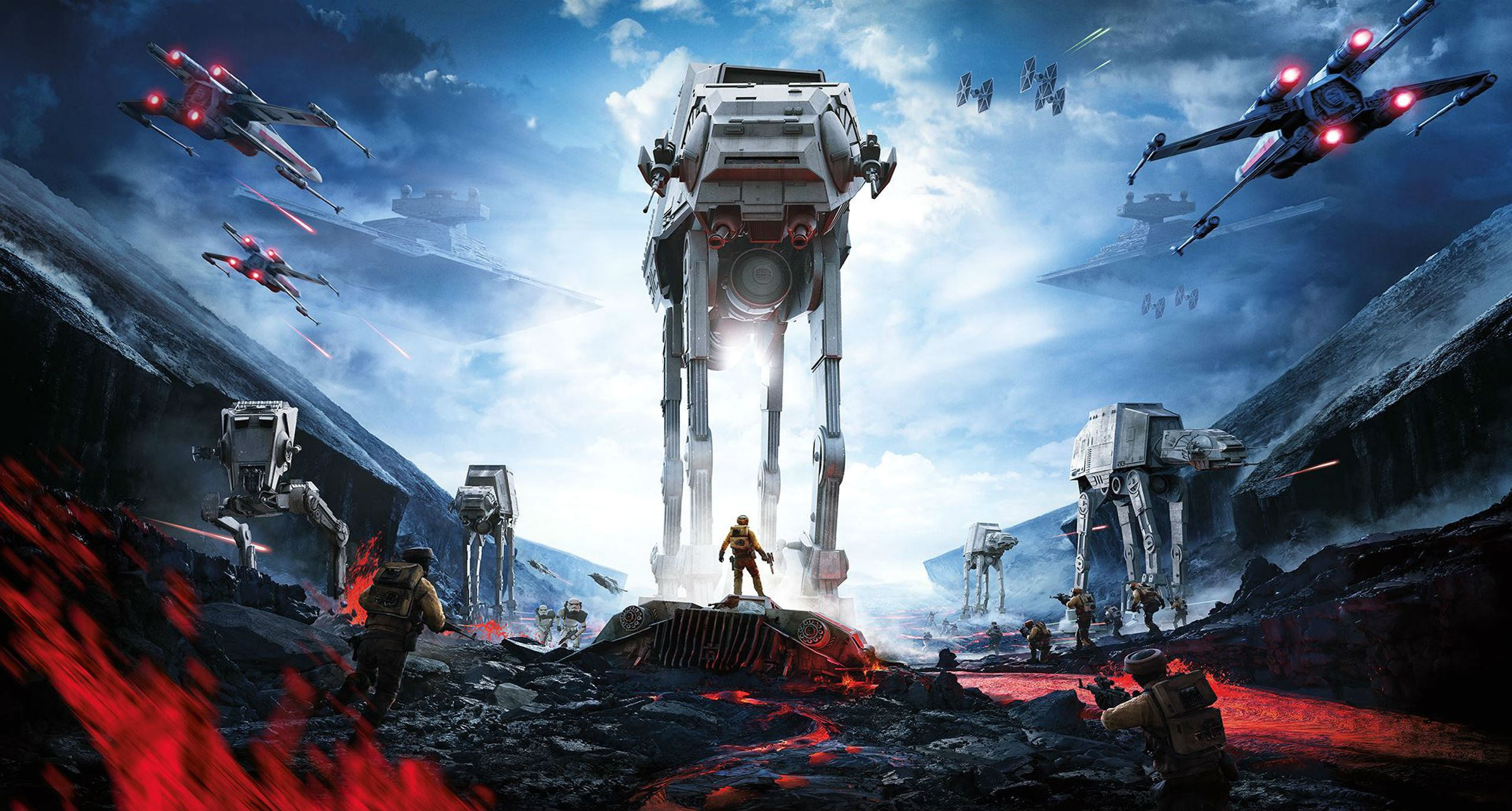 More Star Wars Games Announced by EA