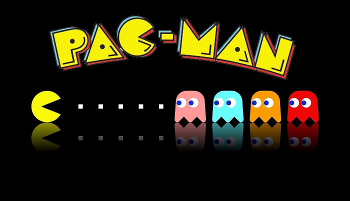 1980 Pac-Man is Born