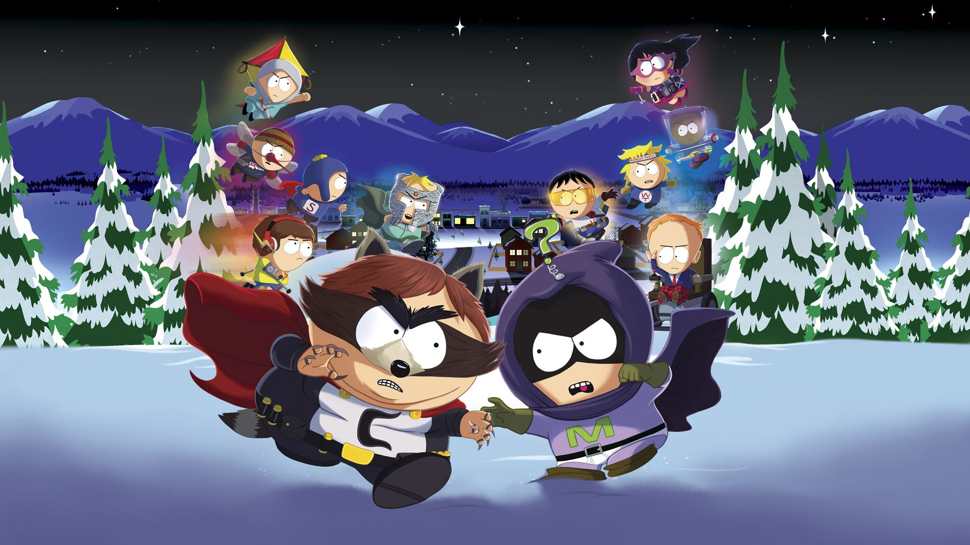 E3 2016: South Park: The Fractured Butt Whole First Preview