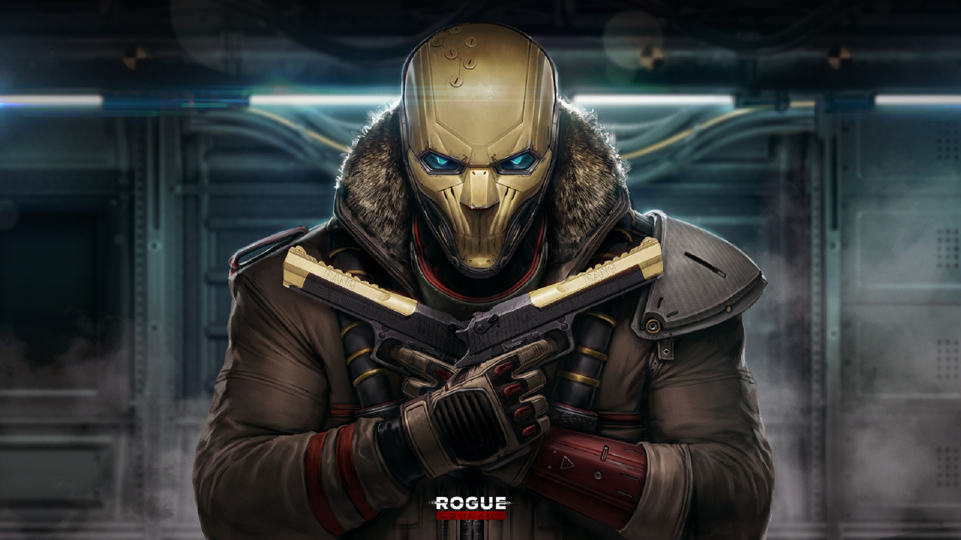 Go Rogue, Because 4's Company