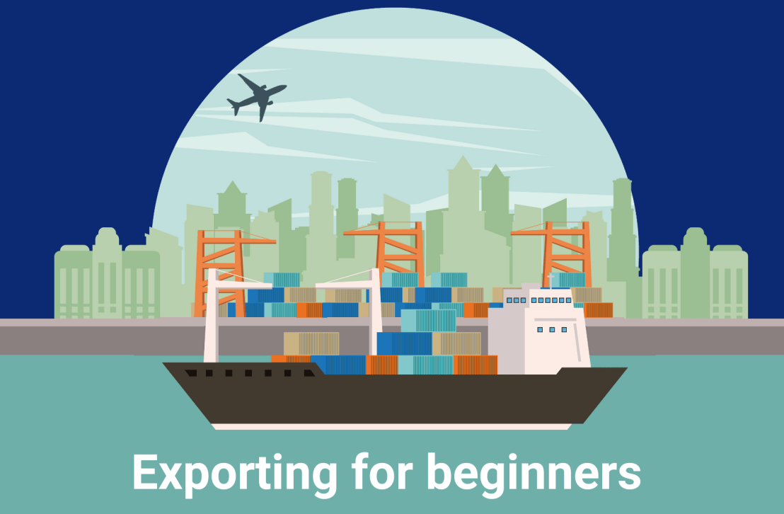 6-steps to success in export business