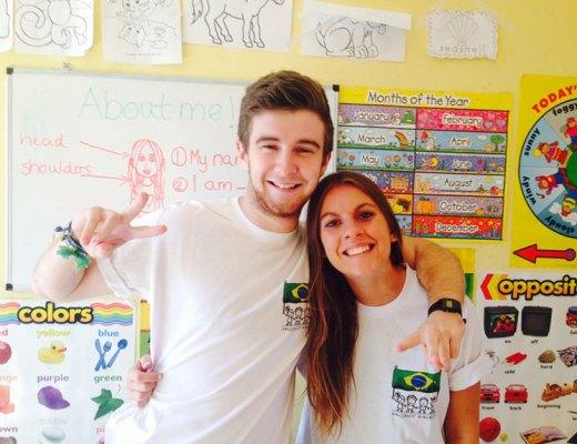 Volunteer Teachers in Brazil