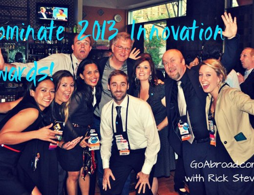 GoAbroad Innovation Awards Nominations