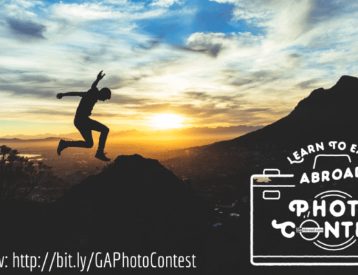 Enter the Learn to Earn Abroad Photo Contest