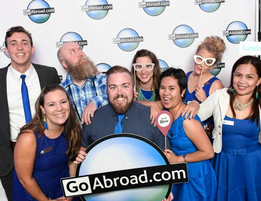 goabroad team at awards