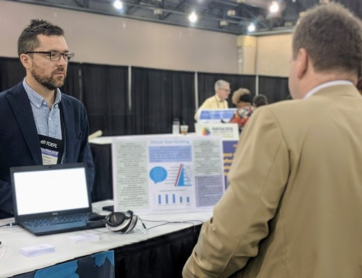 NAFSA tech fair