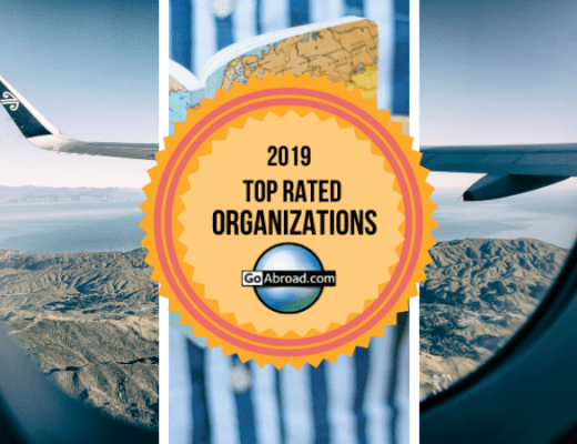 Top Rated Organizations 2019