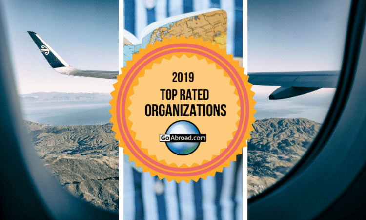 GoAbroad Top Rated Organizations 2019