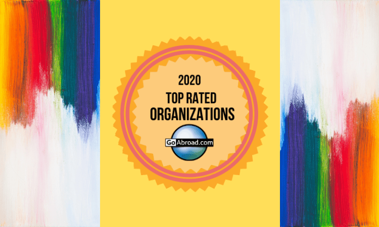 GoAbroad Top Rated Organizations of 2020
