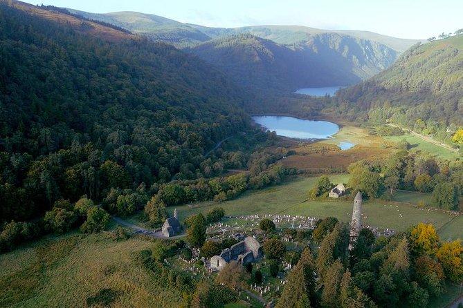 Wicklow Mountains National Park.