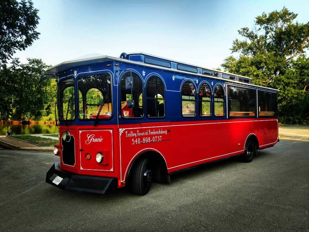 Fredericksburg wine tours