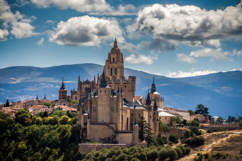 European castles tour