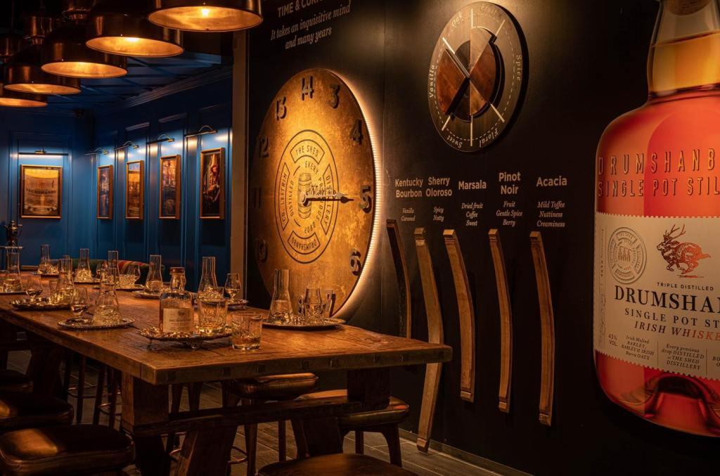 whiskey distillery ireland