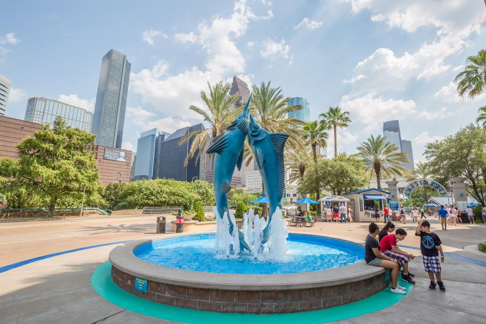 Outdoor Activities in Houston