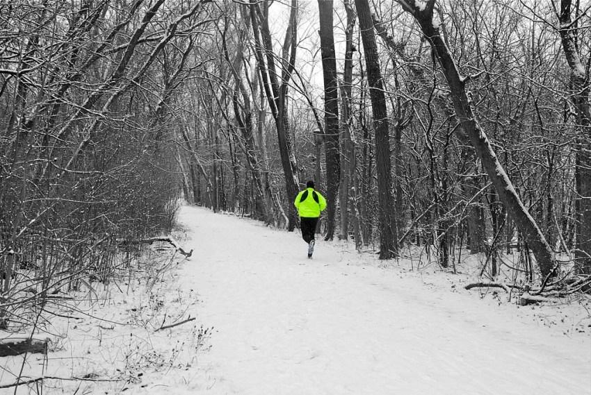Solitary Running