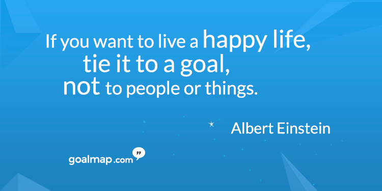 Motivational quote by Albert Einstein