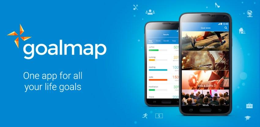 goalmap app for life goals