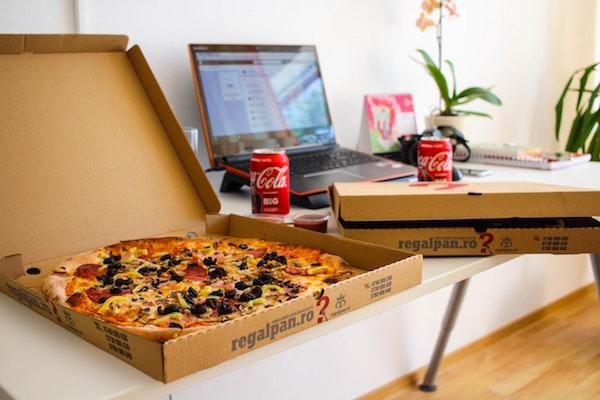 Mauvaises habitudes alimentaires au travail