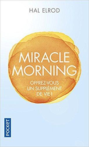 Livre développement personnel miracle morning