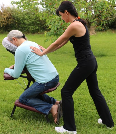 Masage amma en entreprise