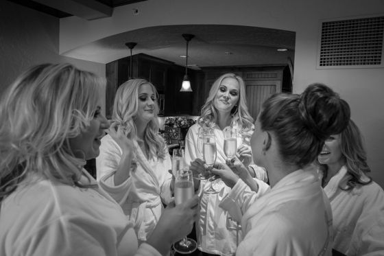 Rachel And Casey's Luminous Winter Wedding At Zach's Cabin