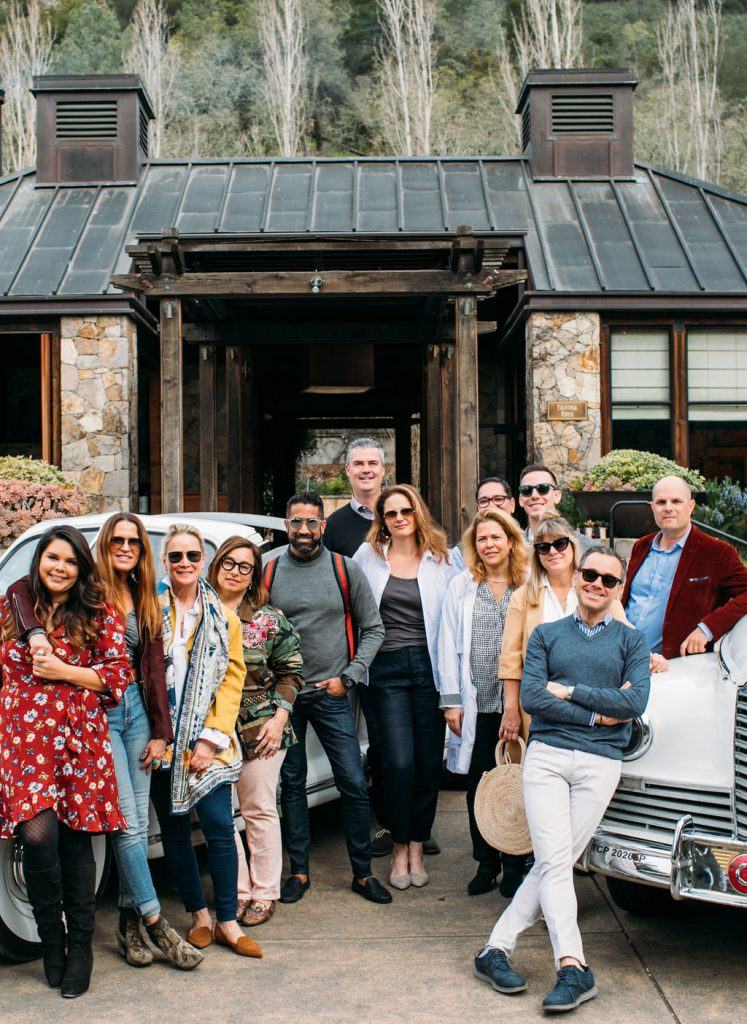 Napa Valley Group Trip