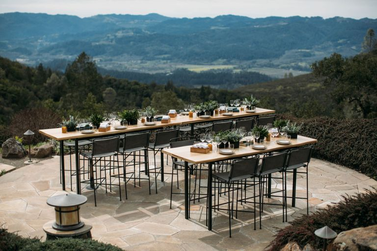 Mountain Estate Retreat Luncheon