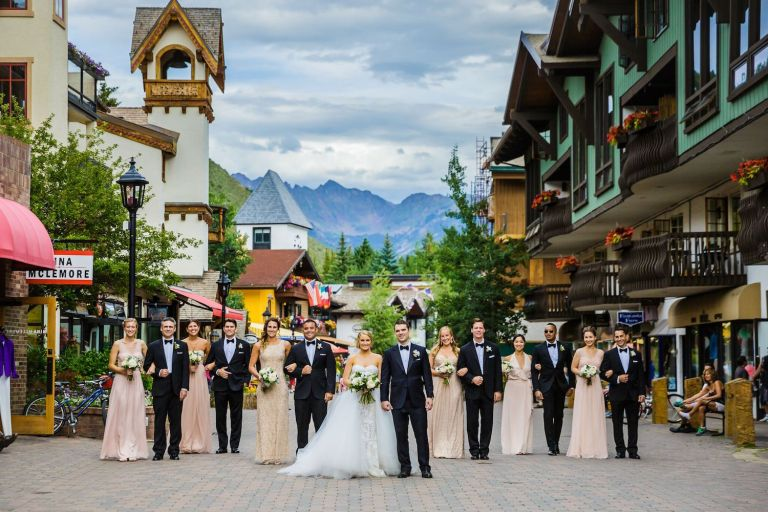 How To Plan A Destination Wedding In Vail, Colorado