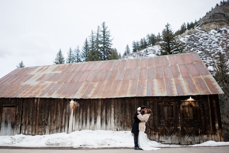 Winter Wedding Destinations Colorado