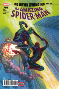 727426_amazing-spider-man-798-198x300 Cameo vs. First Full Appearance