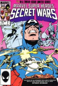 Secret-Wars-7-201x300 2019's Picks: Where Are They Now?